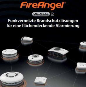 FireAngel Wi-Safe 2